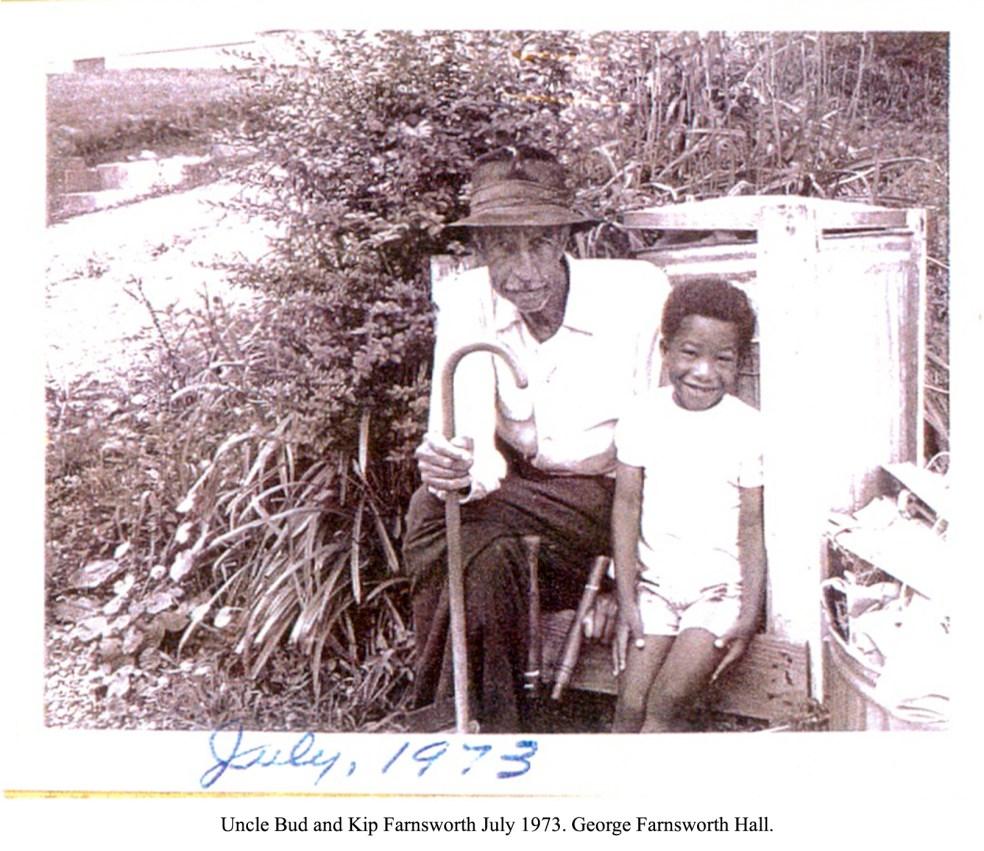 Black in Appalachia Farnsworth
