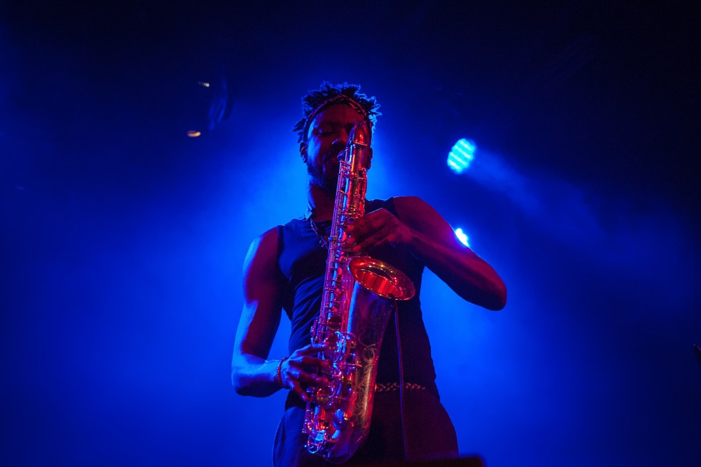 Shabaka Hutchings at Big Ears 2019