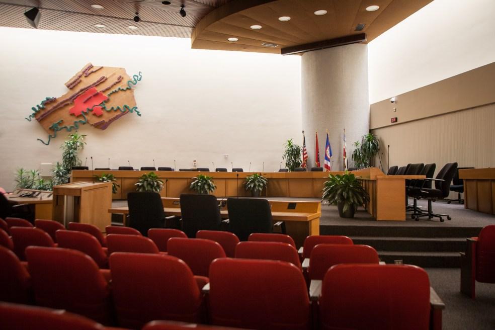 Main Assembly Room