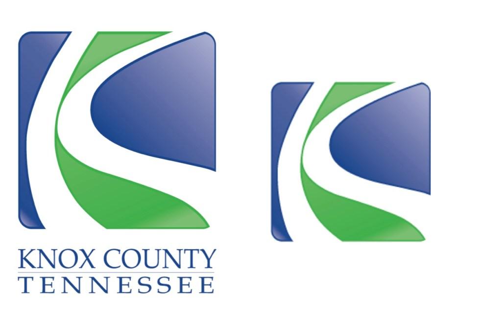 Knox County's new logo