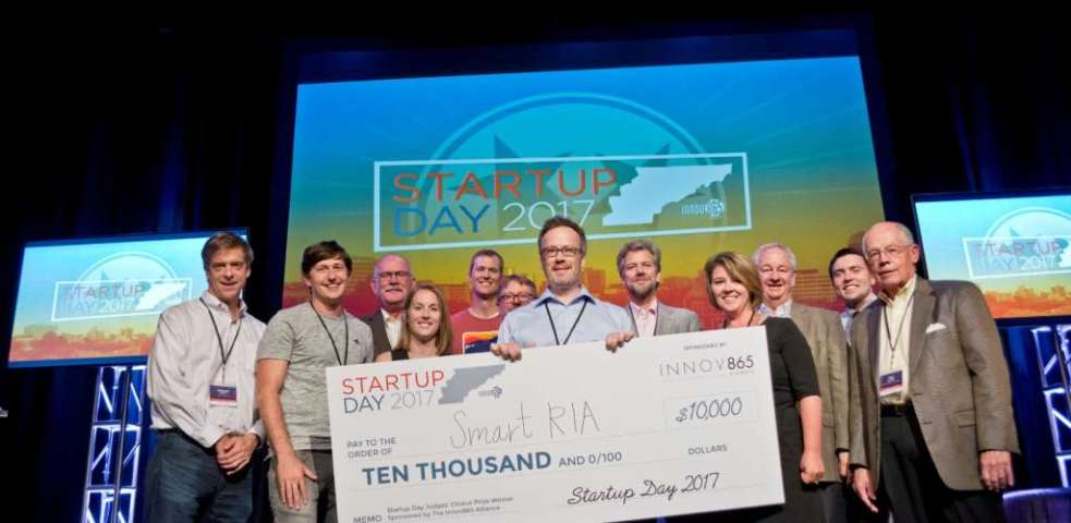 SmartRIA at Startup Day 2017