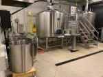 Brewing equipment at Elst