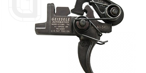 The Geissele Hi-Speed Service Rifle trigger is designed for High Power Service Rifle competition. It is an approved trigger for use in NRA and CMP High Power matches including sanctioned competitions such as Excellence In Competition and the National Trophy matches. The Service Rifle trigger's adjustability and exclusive 5-coil trigger spring allows for a heavier 1st stage pull weight and lighter 2nd stage weight to give outstanding control and precision while still meeting the minimum trigger weight requirement of 4.5 lb.