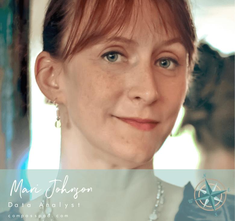 Mari Johnson, Data Analyst