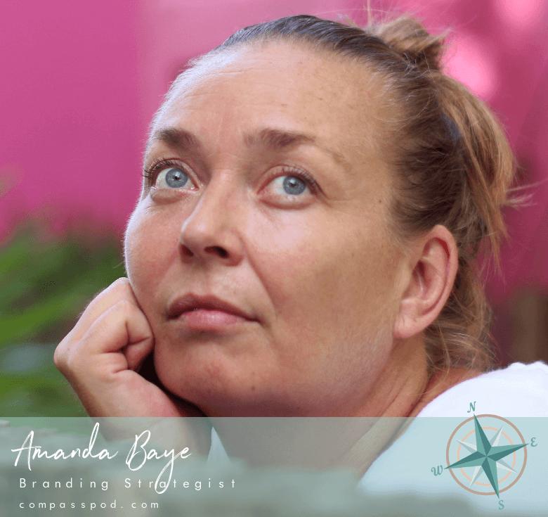 Amanda Baye, Branding Strategist