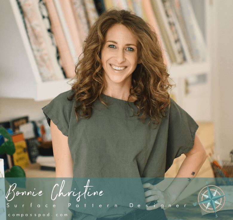 Bonnie Christine, Surface Pattern Designer