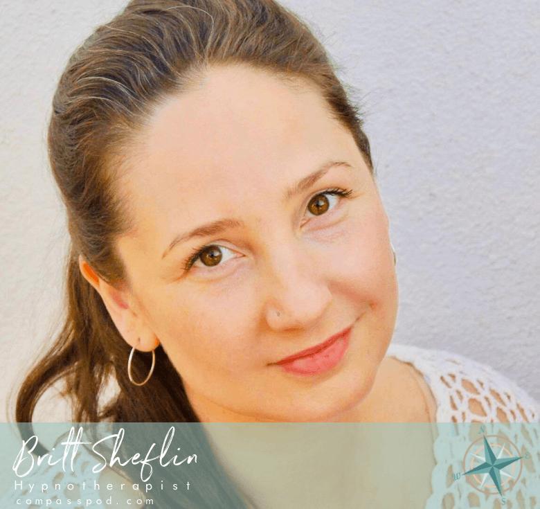 Britt Sheflin, Hypnotherapist