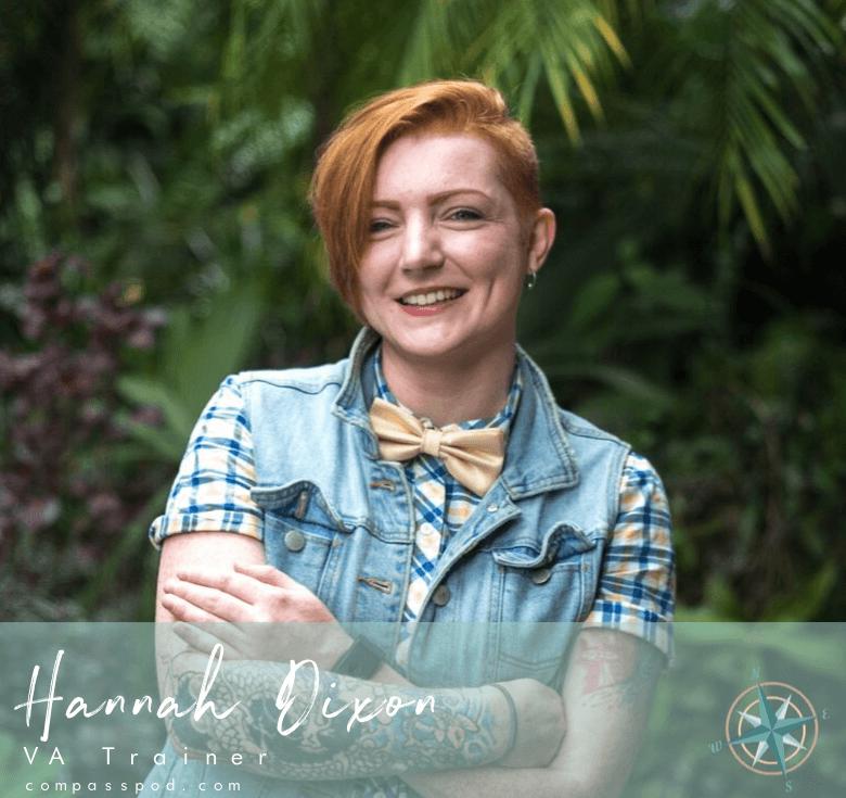 Hannah Dixon, VA Trainer