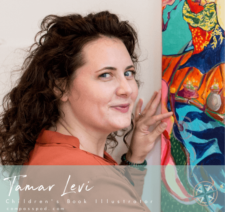 Tamar Levi, Children's Book Illustrator