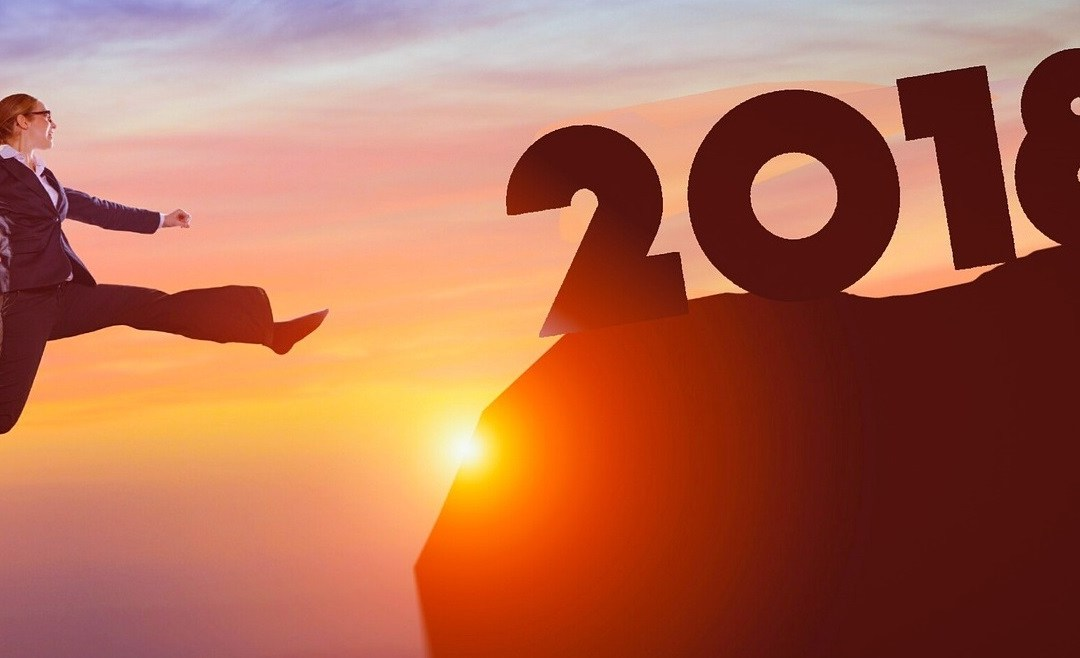 New Year's Resolutions – Part 1