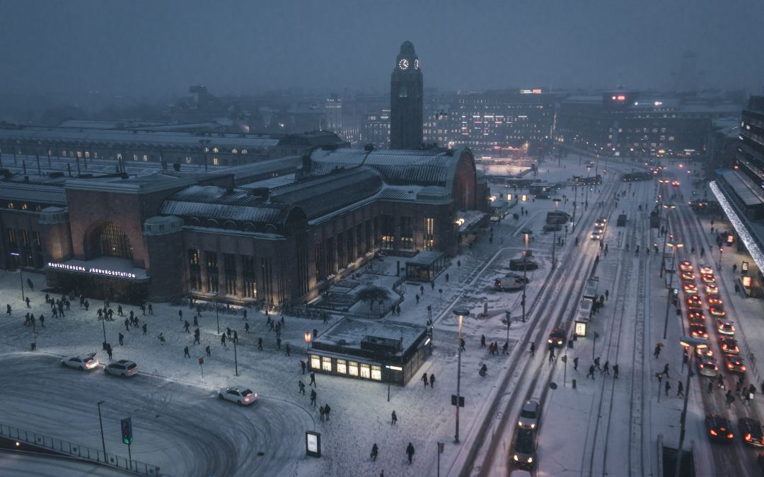 Don't be SAD: 4 tips to avoid Seasonal Affective Disorder this winter in Finland!