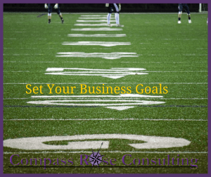 business goals before your marketing plan