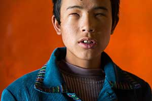 Lhasa School for the Blind