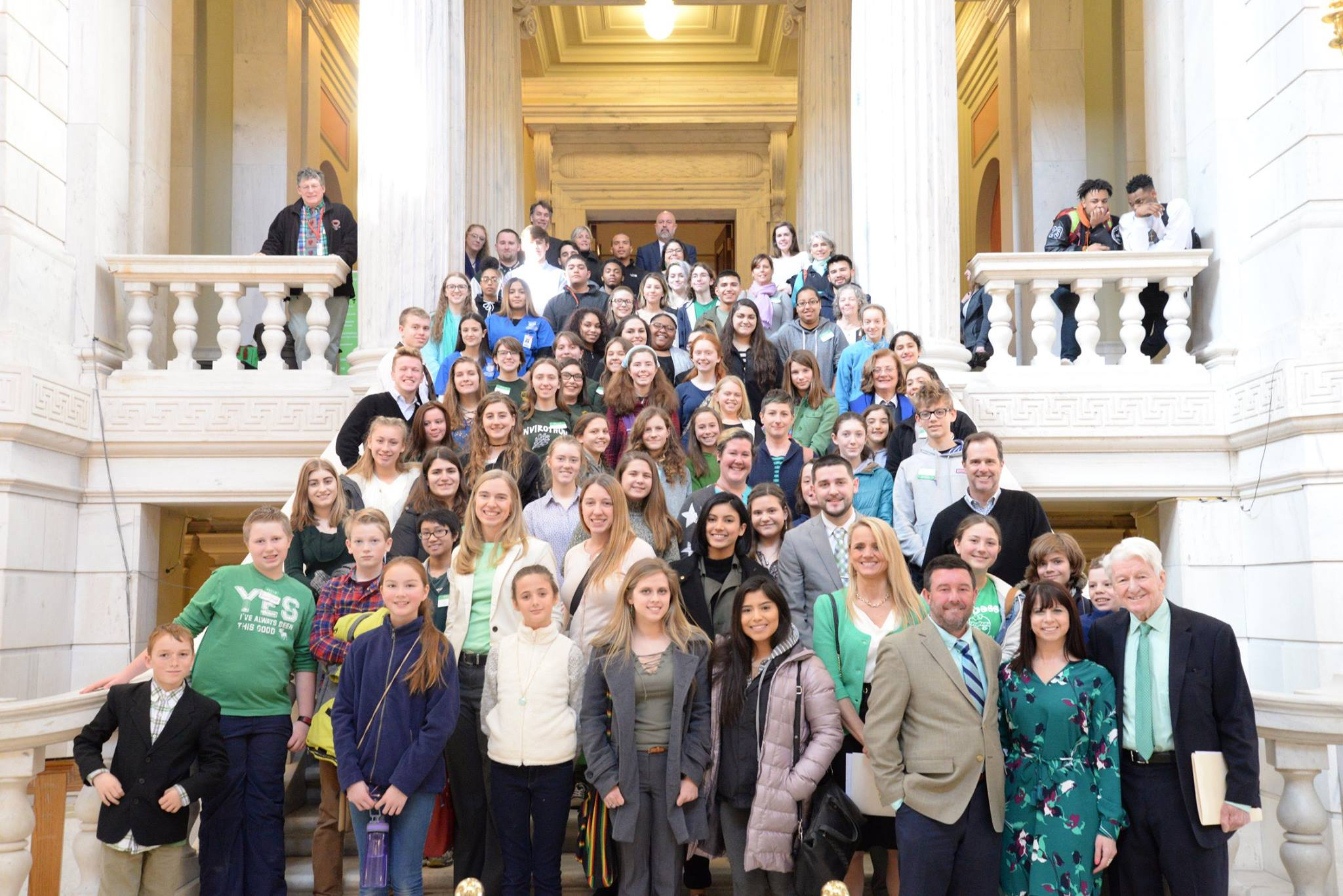 Compass Students Star As Ri Green Student Leaders