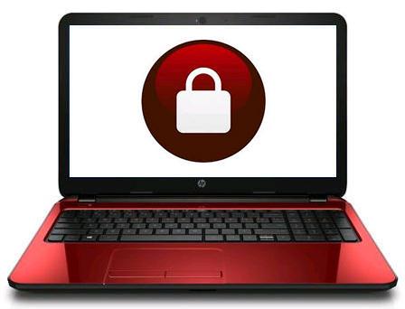 пароль на ноутбук