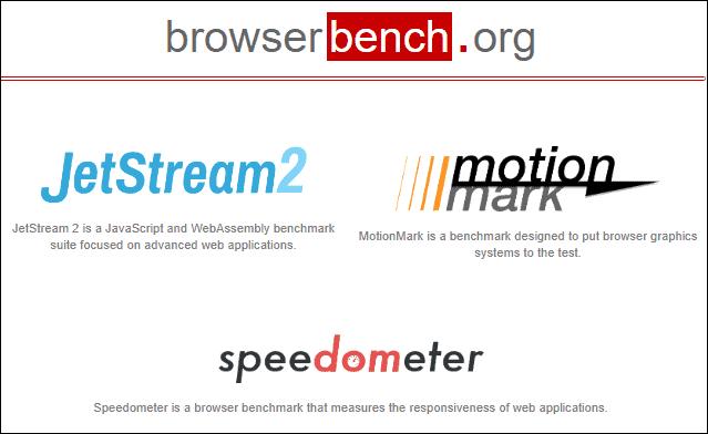 BrowserBenchorg