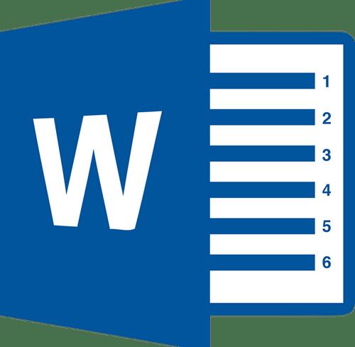 چگونه صفحات شماره گذاری شده در کلمه، با شروع از 2