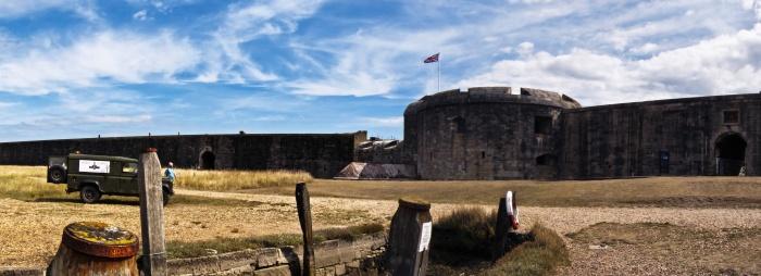 Hurst Castle