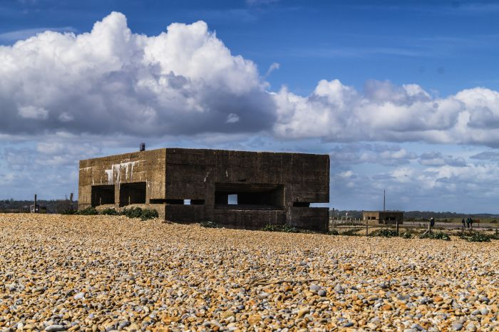 Rye Harbour Pill Boxes