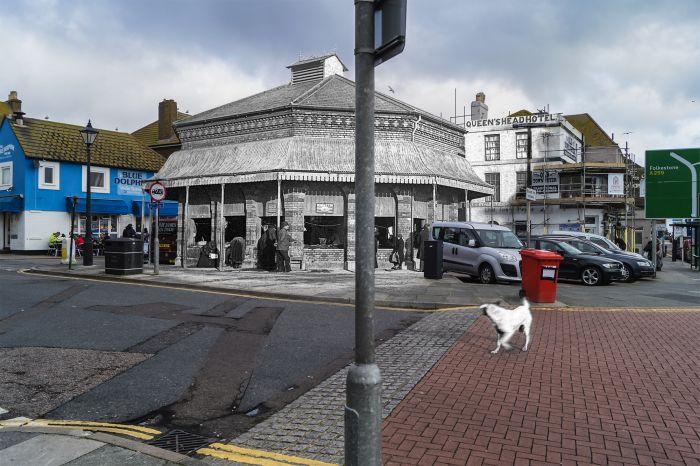 Hastings Fishmarket