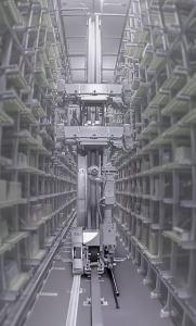 Shock absorber Storage technology
