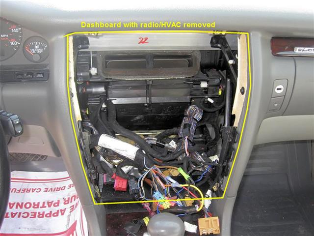 2010 Vw Jetta Stereo Wiring Diagram How To Install A Double Din Head Unit In A 2001 A8l