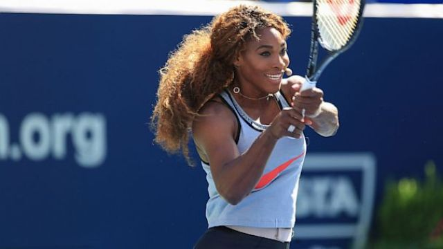 US Open: Serena Williams