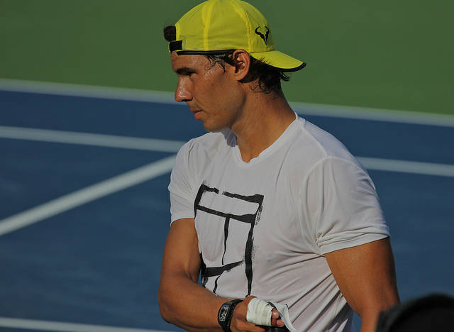 Rafael Nadal: The warrior