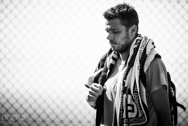 Stanislas Wawrinka: The bear