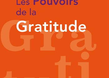 Attention reconnaissante – gratitude – test