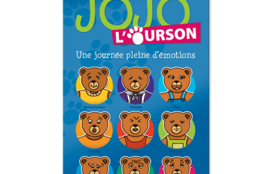 Jojo l'ourson : Une journée pleine d'émotions