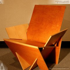 Chair Design Patent Narrow Rocking Origami Slot Pending And Puzzle