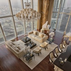 Create Your Own Living Room Set Design With Brown Sofa Penthouse Luxury