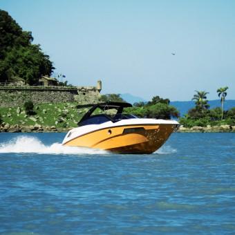 FS 275 Wide Bowrider Motorboat