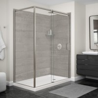 U Tile Shower wall panels