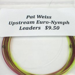 Pat Weiss Upstream Euro-Nymph Leader
