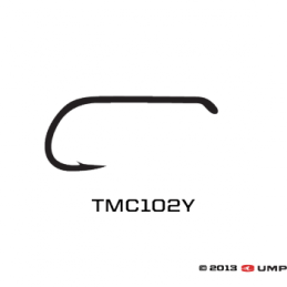 Tiemco 102Y Dry Fly Hook