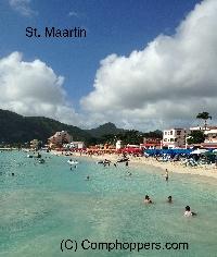 St. Maarten Philipsburg Harbor