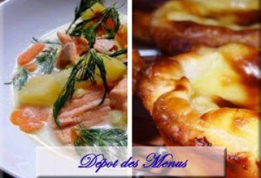 Voyage, Voyage – Tableau Pinterest et dépôt des menus