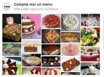 With a little help from my friends – Tableau Pinterest et dépôt des menus images 2