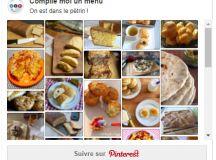 On est dans le pétrin ! – Tableau Pinterest et dépôt des menus images 1