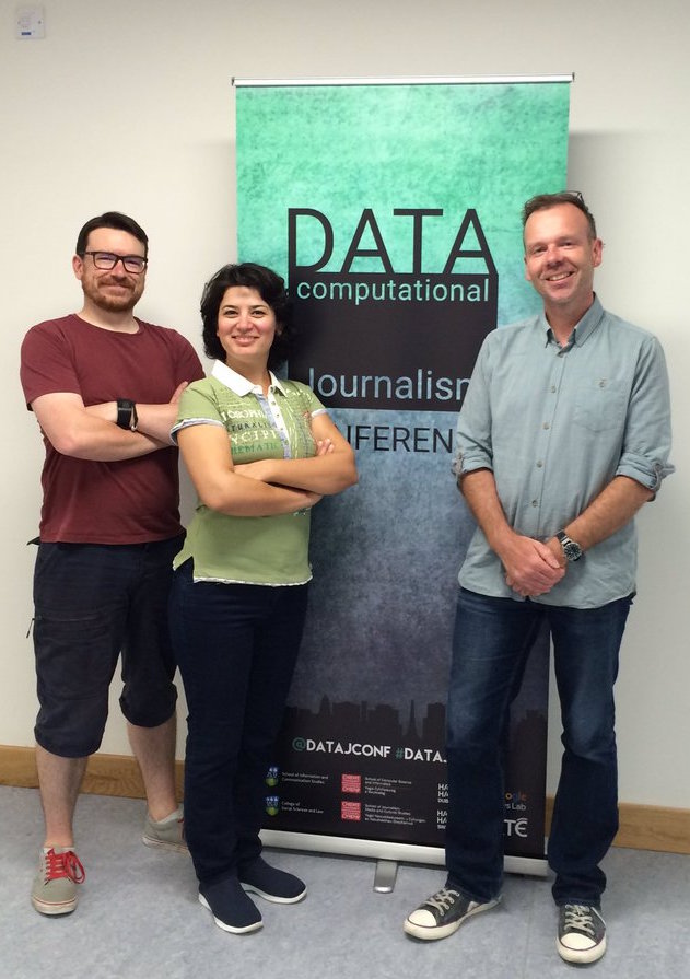 The DataJConf team