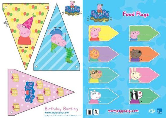 Festa di compleanno Peppa Pig  Feste e compleanni