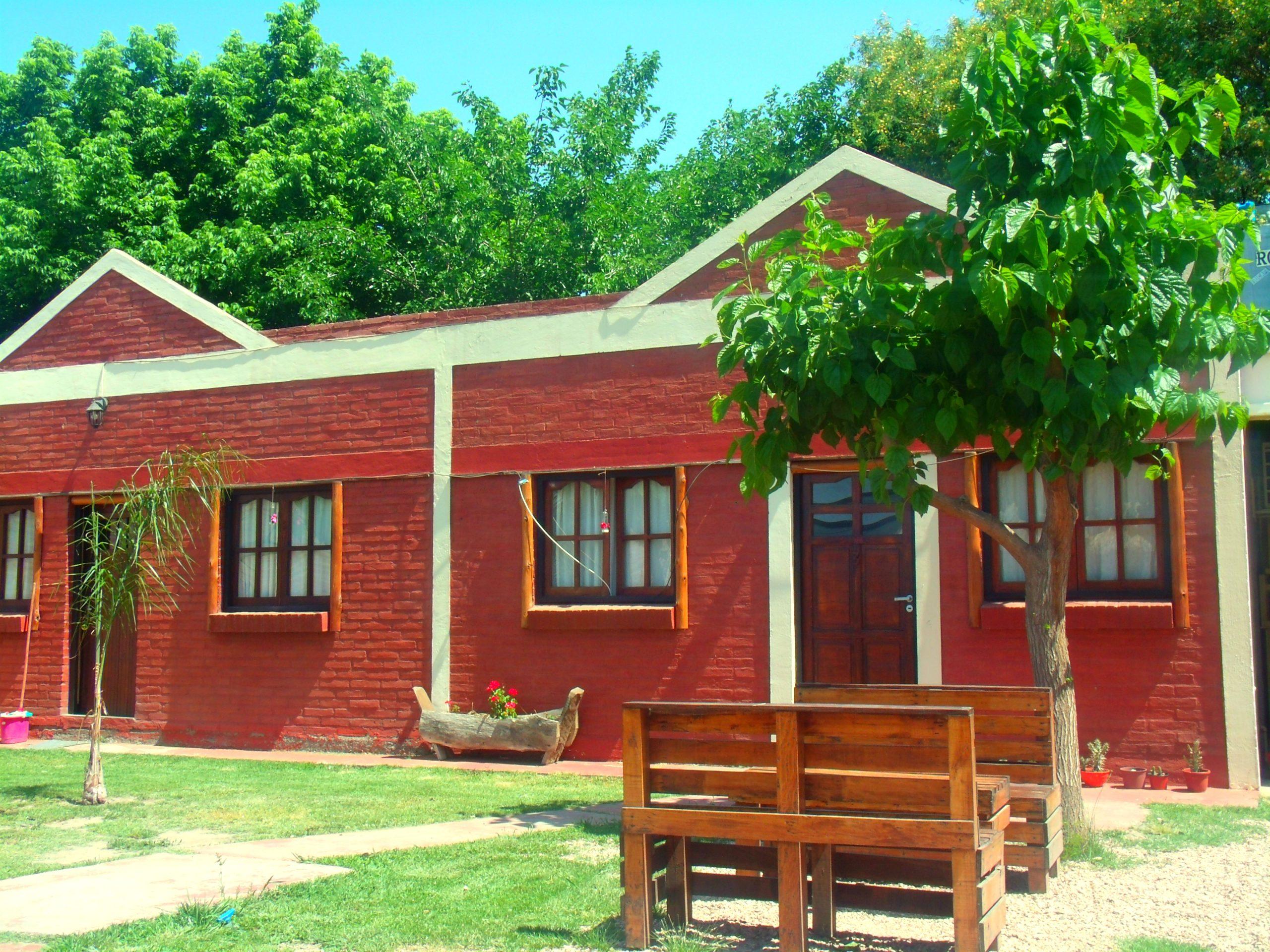 Cabaña 3 Complejo del Montañés en San Rafael para 5 personas