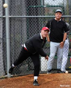 Donnie Watson working with Congressman Brad Wenstrup
