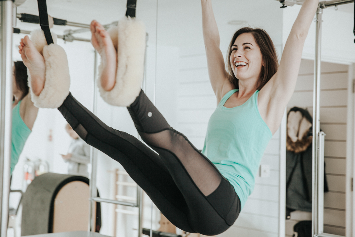 10 Surprising Benefits Of Pilates But Not To Do With The