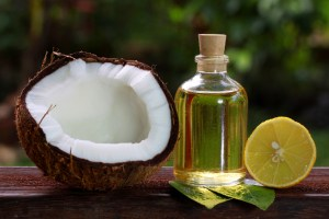 coconut oil-foods for belly fat