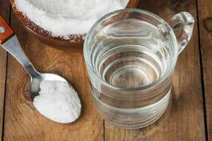 colon cleanse with salt water