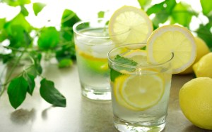 lemon water to lose weight