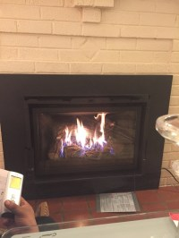 Gas Fireplace Insert Installation - Complete Chimney ...